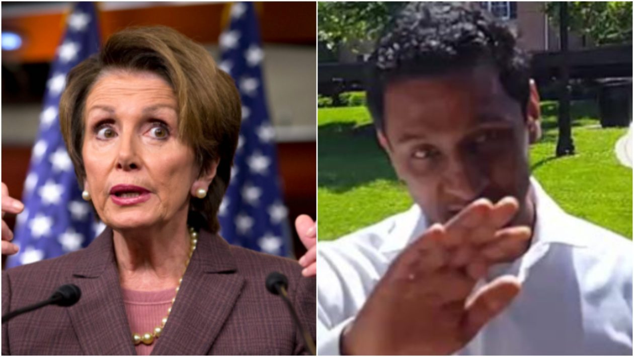 WikiLeaks Email Connects Pelosi to Wasserman Schultz's IT Staffer Imran Awan
