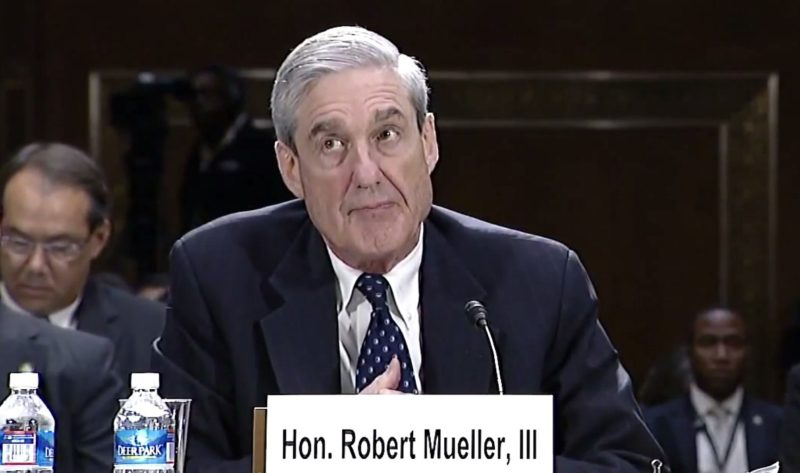 Top GOP Congressman: Mueller In 'Violation of Federal Code' & Must Resign Immediately