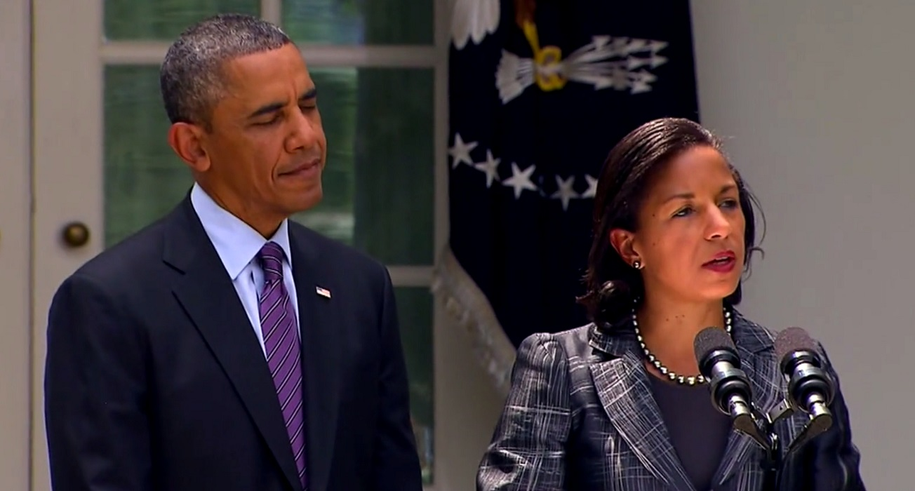"LEAKED DOCUMENT: Rice Got ""Unfettered Access to Classified Information"" From Top Obama Official H.R. McMaster"
