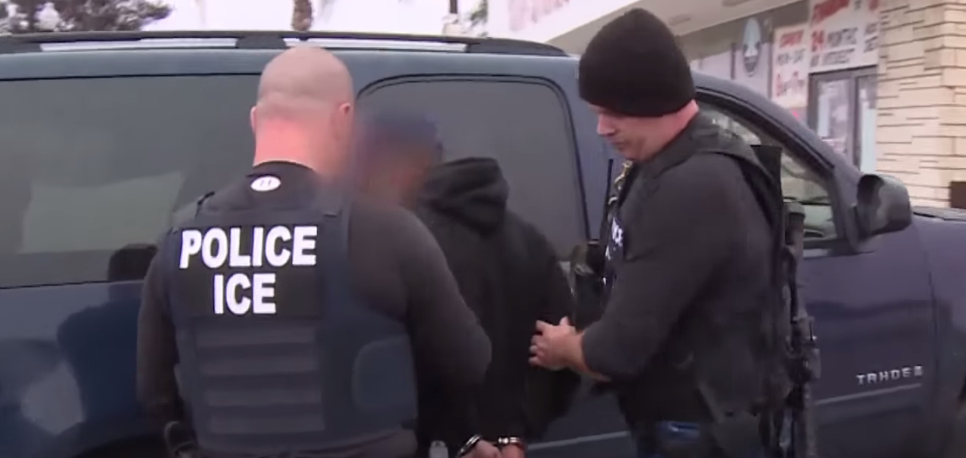 California Government Official Instructs Employees To Boot ICE Agents Out Of State Offices