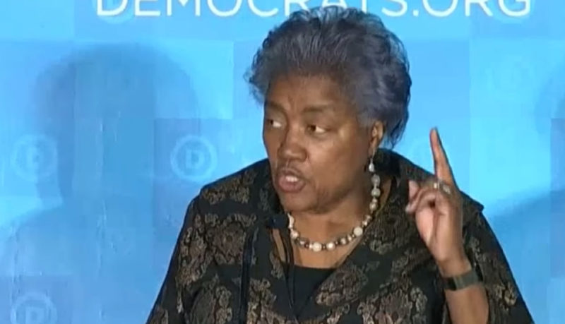 Should Donna Brazile Be A 'Person Of Interest' In Seth Rich Murder Case?