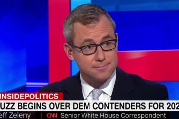 "CNN's Senior WH Correspondent: ""Democrats Are In Complete Disrepair And Disarray"" (Video)"