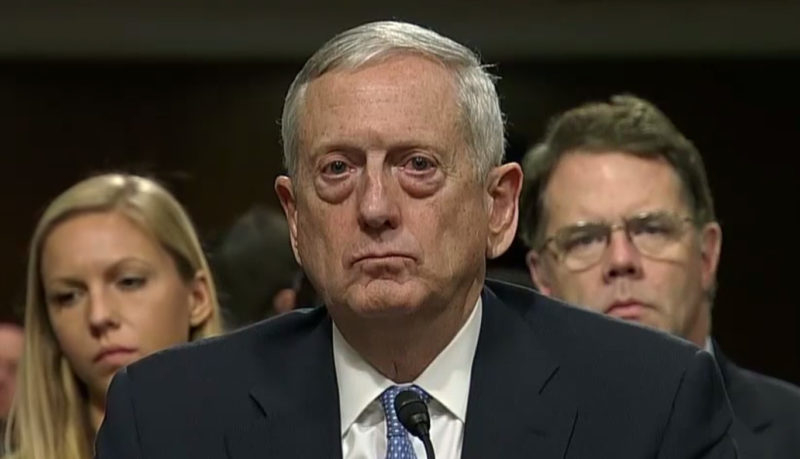 "General Mattis Issues Fiery Warning To N. Korea… Stand Down Or Face ""End Of Its Regime..."""