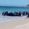 Watch Tourists Shocked As Boat Load Of Illegal Aliens Storm Their Beach