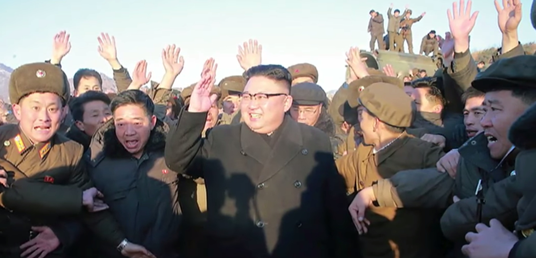 Todd Starnes: President Trump Won't Let North Korea Nuke Sarah Palin's Backyard