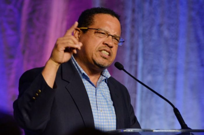 UNHINGED: Dem Lawmaker Keith Ellison: Kim Jong-un More Responsible Than President Trump