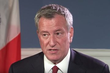 Mayor Bill De Blasio Might Be Running For President