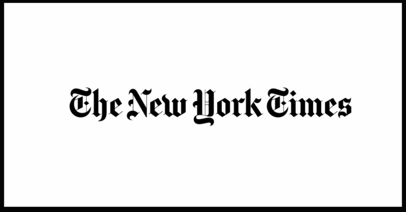The New York Times Whitewashes Antifa!