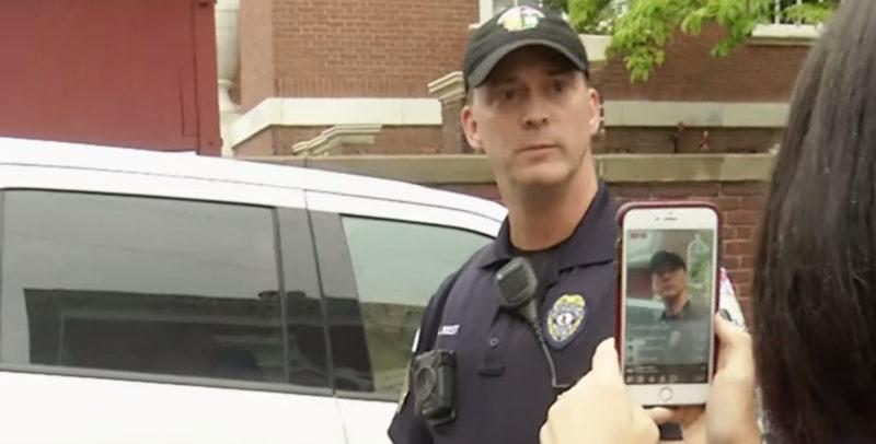 Cop Blasts Antifa For Instigating Violence (Video)