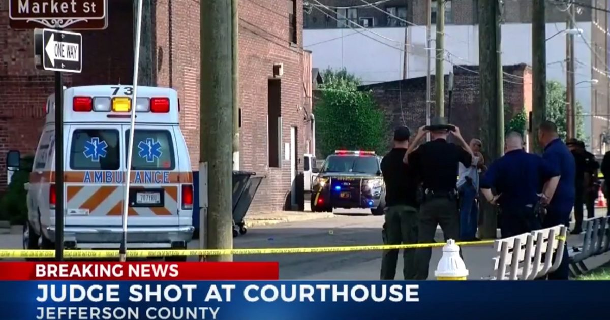 BREAKING: Judge Ambushed & Gunned Down Outside Courthouse