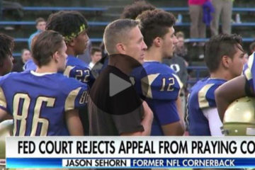 The Liberal Ninth Circuit Ruled Coaches Can Be Punished For Praying On A Football Field