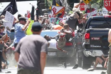 BREAKING VIDEO: Vehicle Plows Into Crowd At Charlottesville Protests – Multiple People Injured At Least 1 Dead