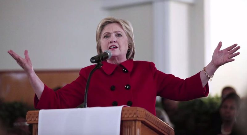 Book By Hillary's Pastor About Her 'Daily Devotions' Pulled For Plagiarism