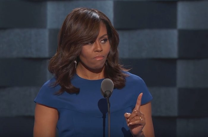 Dem Strategist Claims Michelle Is Democrats' Best Bet For 2020
