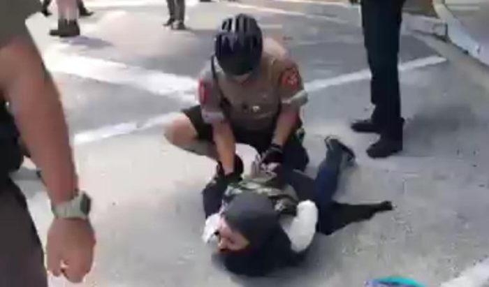 WATCH: Austin Police SLAM Violent Masked Antifa Terrorists To The Ground & Make Multiple Arrests