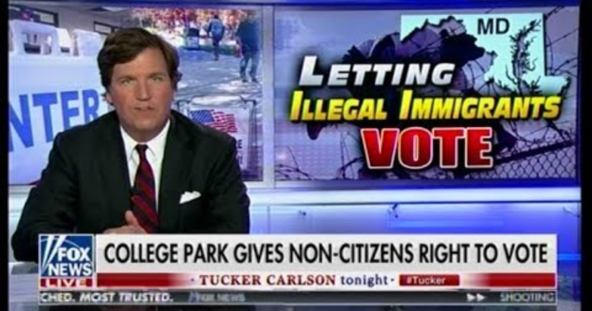 Illegals Voting In Maryland City Elections Is Just the Tip Of The Illegal Alien Voting Iceberg