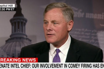 GOP Senate Intel Leader Burr: We Found NO EVIDENCE of Russian Collusion... But Will Keep Looking