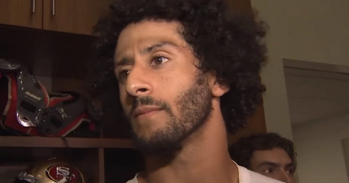 BREAKING: Colin Kaepernick Says He Will Stand For Anthem If He Is Given NFL Job Again... Immediately Takes It Back
