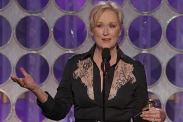 Meryl Streep Called Weinstein 'God' At Golden Globes… But Will She Take It Back Or Not?
