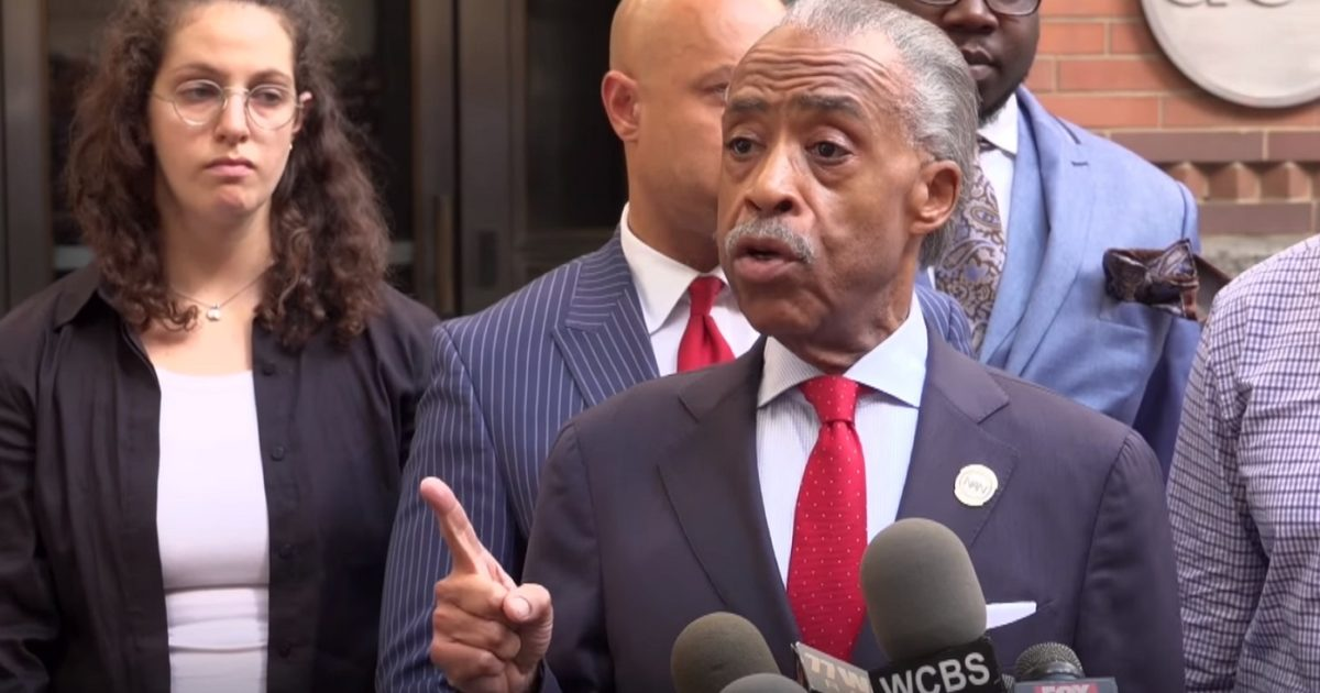 Al Sharpton Compares NFL Players To Slaves On A Plantation