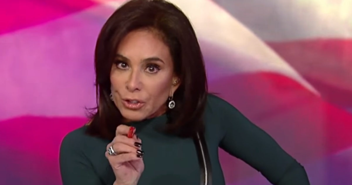 Judge Jeanine GOES HARD On Hollywood Celebrities, Harvey Weinstein & Hillary (Video)