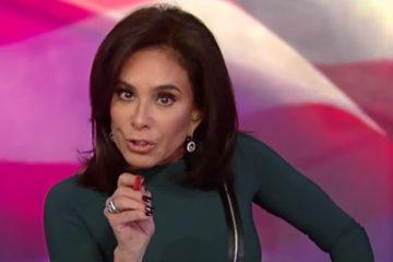 Judge Jeanine GOES HARD On Hollywood Celebrities, Harvey Weinstein & Hillary (Video)