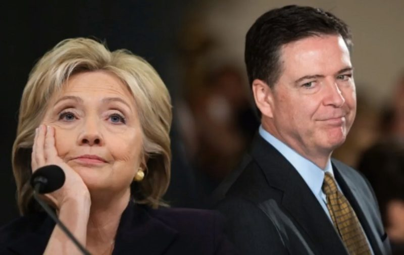 FBI Confirms James Comey Drafted Statement On Clinton Probe Months Before Investigation Ended