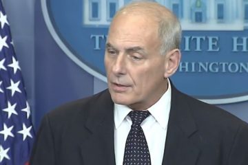 Kelly Delivers Heartfelt Speech: Urges Americans To Remember What Is 'Sacred' (Video)