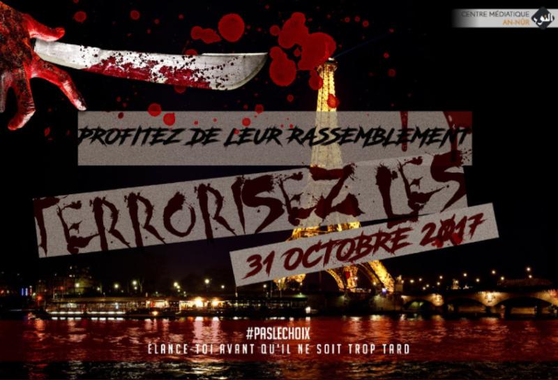 ISIS Calls For Halloween Jihad