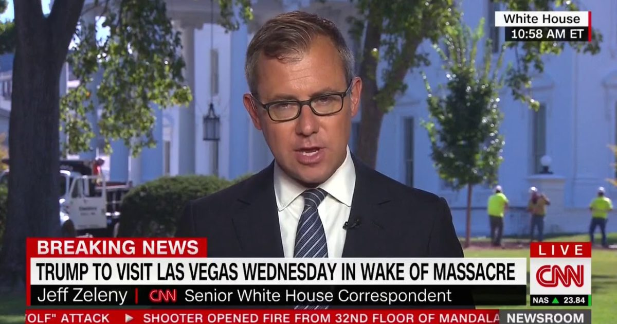 CNN On Vegas Tragedy: Country Music Supporters Are Trump Supporters