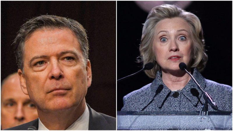 FBI Agrees to Turn Over Everything It Knows About Trump Dossier... Which Comey Helped Fund