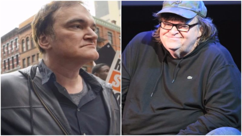 "PAPER: ""Harvey Weinstein May Not Go Down Alone... Money Trail Leads to Michael Moore & Quentin Tarantino"""