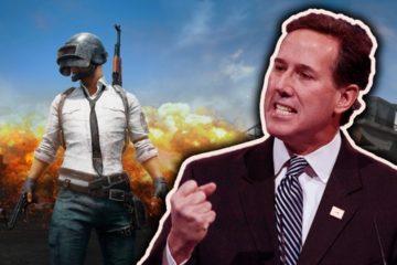 "Rick Santorum In HEATED Gun Control Debate: ""Why Aren't We Going After Violent Video Games?"""