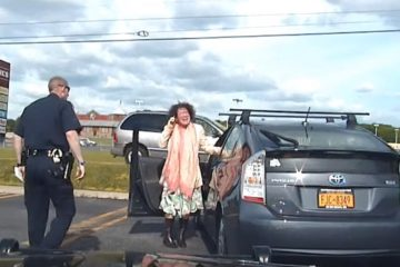 This Democratic Lawmaker's Bizarre Meltdown Over A Speeding Ticket Will Make Your Day (Video)