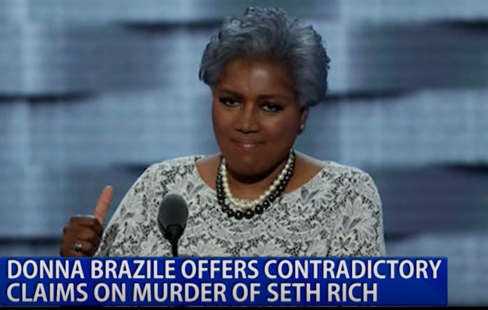 Donna Brazile Chokes Up Over The Death Of Seth Rich: 'He Was My Child, I Loved Him'