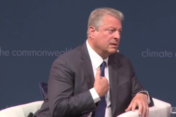 Al Gore Thanks France For Picking Up Americas Global Warming Tab