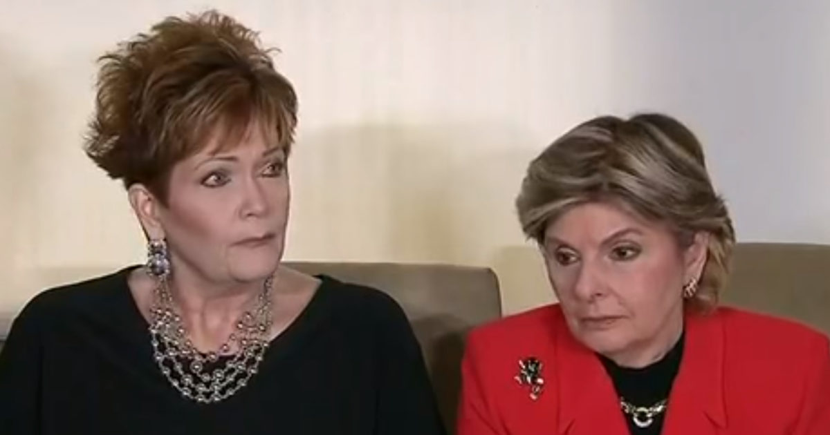Blitzer Repeatedly Asks Gloria Allred If Yearbook Signature Is A Forgery & She REFUSES To Answer! (Video)