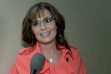 Sarah Palin EXPOSES The Double Standard When It Comes To Al Franken (Video)
