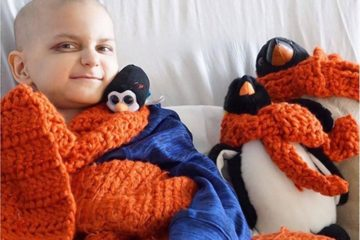 9-Year-Old Cancer Patient Asks For Holiday Cards For His Last Christmas