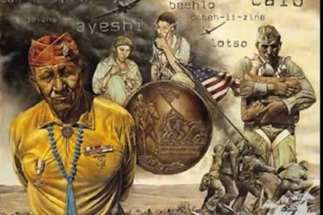 Navajo Code Talkers Honored With Memorial In New Mexico