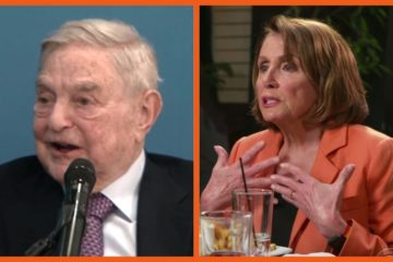 "Soros & Pelosi Meeting To Fund & Plot ""Resistance"""