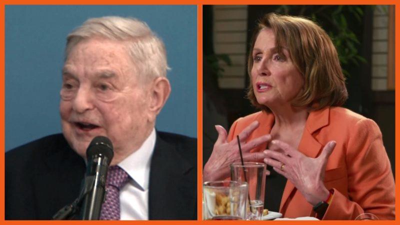 "Soros & Pelosi Meeting To Fund & Plot ""Resistance"""