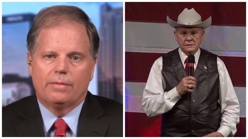 Democrats Dump $250K Daily Into Partial Birth Abortion Candidate Doug Jones Campaign Hoping To Beat Roy Moore