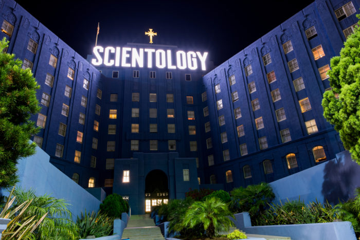 Trump Reportedly Wants Scientology's Tax Exemption Revoked