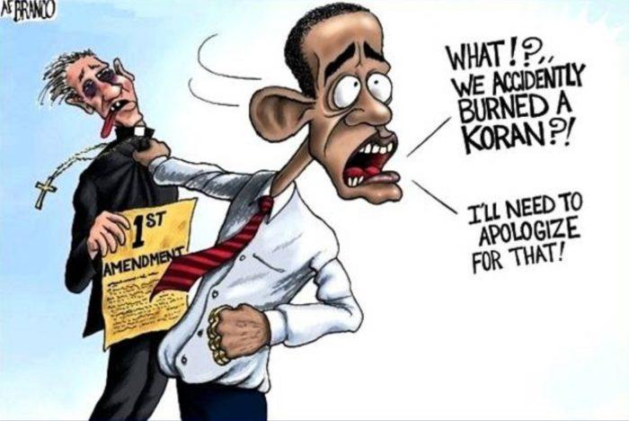 "Obama: Muslims Must Be ""Cherished And Nurtured"""
