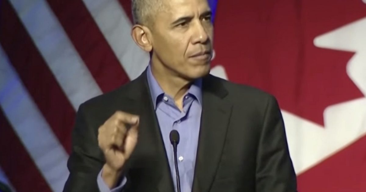 Chicago: Obama Compares President Trump To Hitler - BB4SP