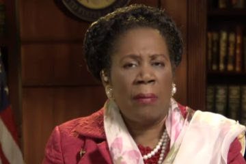 Democrat Congresswoman Sheila Jackson Lee Congratulates 'Doug Moore' On Alabama Senate Victory