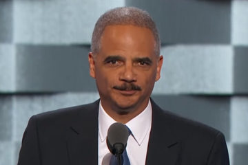 "Eric Holder Issues Second Warning Against Trump Firing Mueller: ""ABSOLUTE RED LINE"""