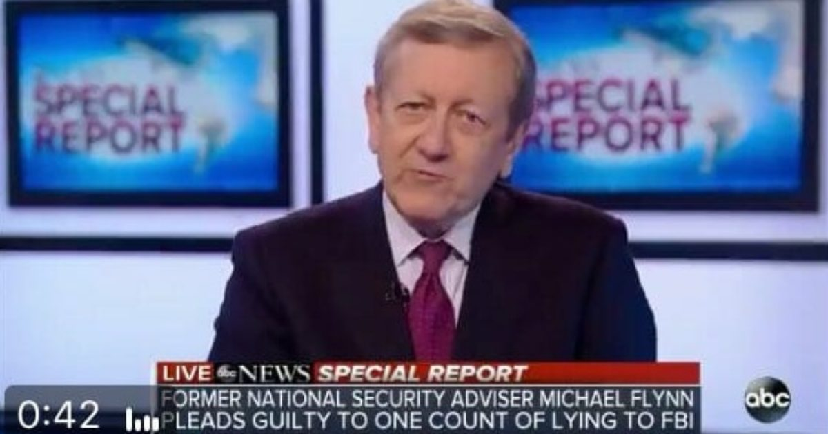 ABC News Apologizes & Issues Correction For Michael Flynn #FakeNews Report...