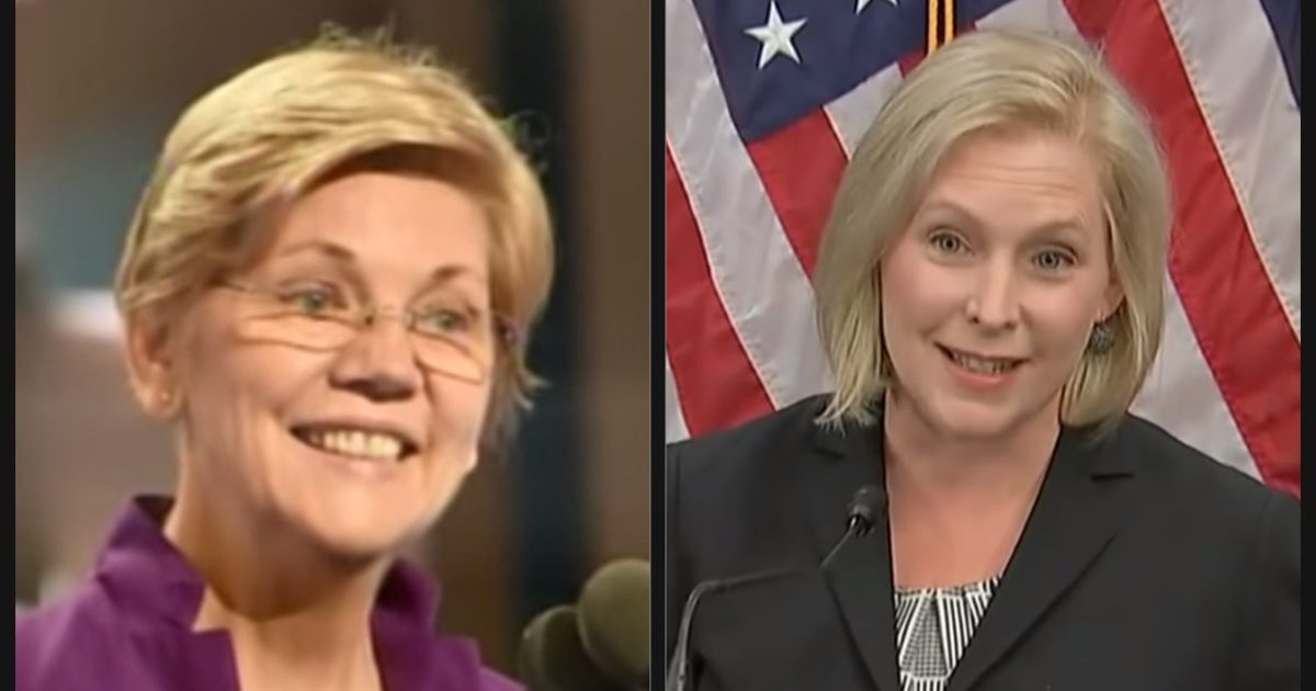 "Pocahontas Botches Attack On Trump, Instead Calls Fellow Democrat A ""Slut"""
